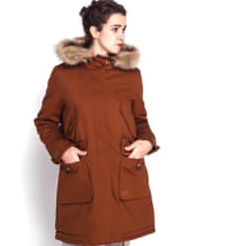 Куртка FLICKA Melody day женская (Light Brown, L)