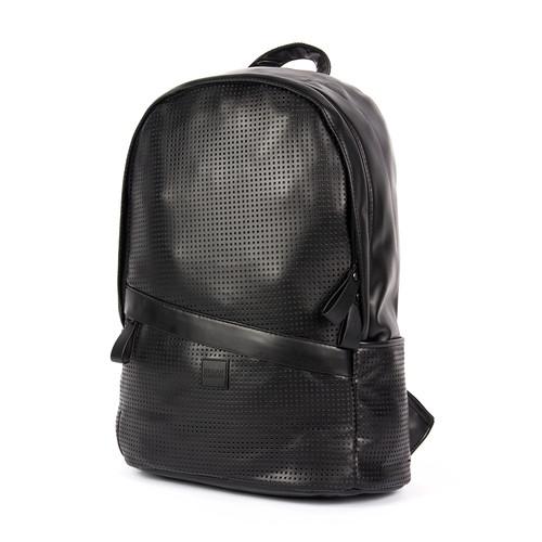 Рюкзак URBAN CLASSICS Perforated Leather Imitation Backpack (Black) рюкзак xiaomi simple urban life style backpack grey