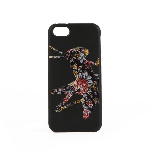 Чехол RITMIKA Lux (Черный, iPhone 5) цена и фото