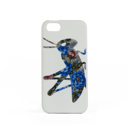 Чехол RITMIKA Lux Snow (Белый, iPhone 5) цена и фото