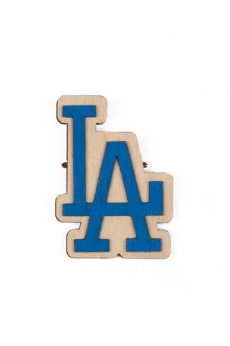 Значок WAF-WAF Спорт клубы (LA Dodgers) значок waf waf summertime вишенки