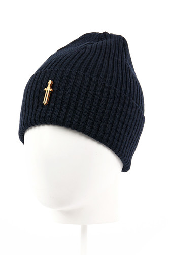 Шапка МЕЧ Watch Cap/Blue (Синий) шапка меч logo grey серый