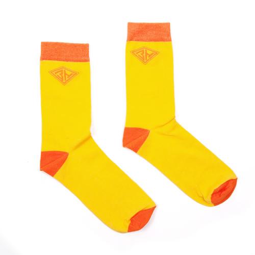 Носки ЗАПОРОЖЕЦ ЗА женские (Желтый , O/S)