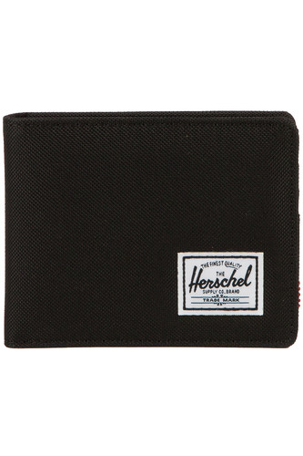 цена Кошелек HERSCHEL Roy (Black)