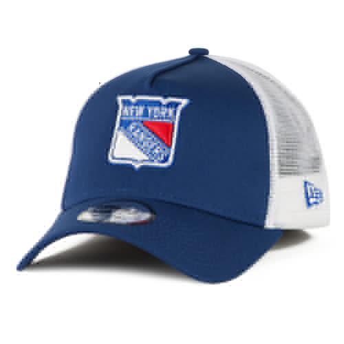 Бейсболка NEW ERA Nhl Trucker Neyran Ryl Baseball cap (Синий, O/S) бейсболка new era core 940 trucker atlbra scawhi baseball cap красный o s