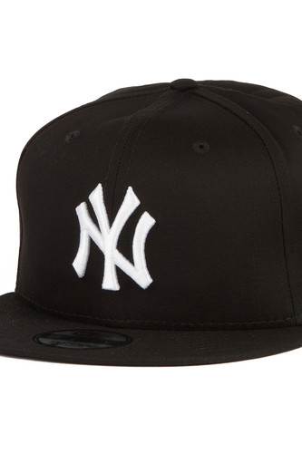 Бейсболка NEW ERA 9Fifty League Basic Adult cap Baseball (Черный, M/L)