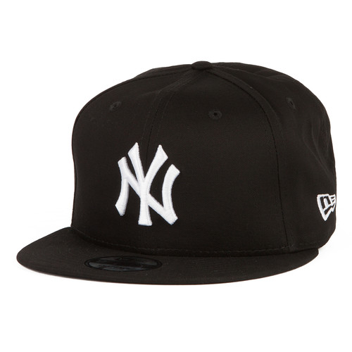Бейсболка NEW ERA 9Fifty League Basic Adult cap Baseball cap (Черный, M/L) бейсболка new era 940 league basic ny scarlet white o s