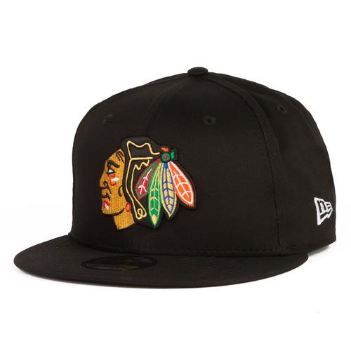Бейсболка NEW ERA 607 Team Nhl 9Fifty Chibla Otc Baseball cap (Черный, M/L) все цены