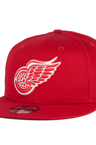 Бейсболка NEW ERA 607 Team Nhl 9Fifty Detred Otc Baseball cap (Красный, M/L) baseball cap