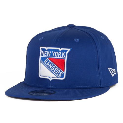Бейсболка NEW ERA 607 Team Nhl 9Fifty Neyran Otc Baseball cap (Синий, M/L) все цены