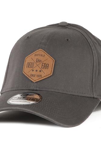 Бейсболка NEW ERA 753 Ne Hex Patch 39Thirty Gra Baseball cap (Серый, M/L) бейсболка new era 249 9forty ne trucker ne цвет голубой 11874983 sky размер универсальный
