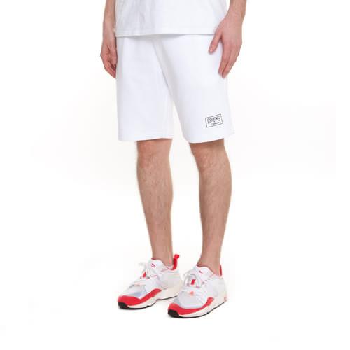 Шорты CROOKS & CASTLES Pointblank Sweatshorts (White, XL) шорты crooks