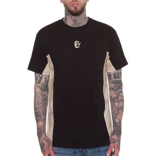 Футболка CROOKS & CASTLES Desert Strike Camo S/S Crew T-Shirt (Black, XL) мужская футболка brand t shirt 2015 2 t s xxxxl s m xl xxl 3xl 4xl