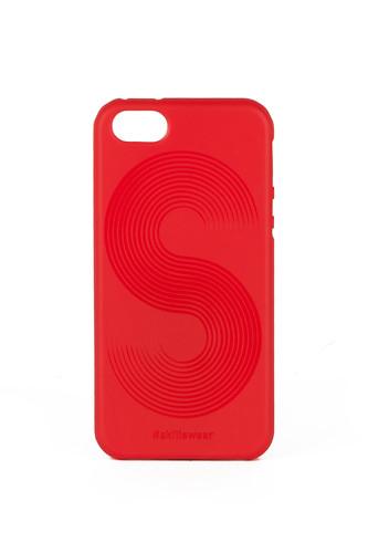 Чехол SKILLS Полосы (Красный, IPhone 7) чехол для iphone 5 полосы