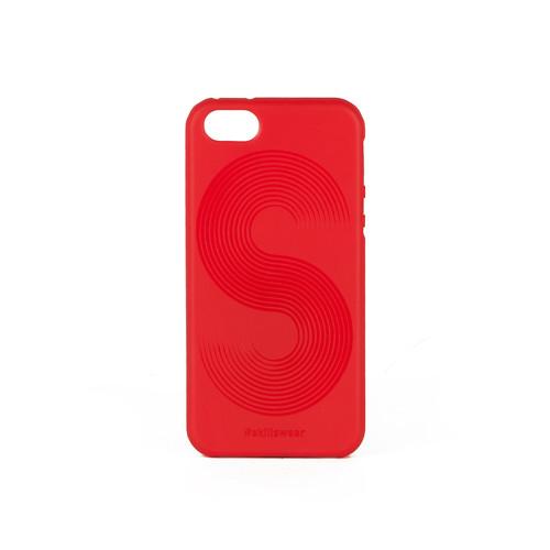 Чехол SKILLS Полосы (Красный, IPhone 7)