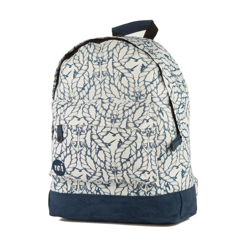 Рюкзак MI-PAC Eloise Roberts Mono Maritime (Natural-001) рюкзак mi pac maxwell classic all black a01