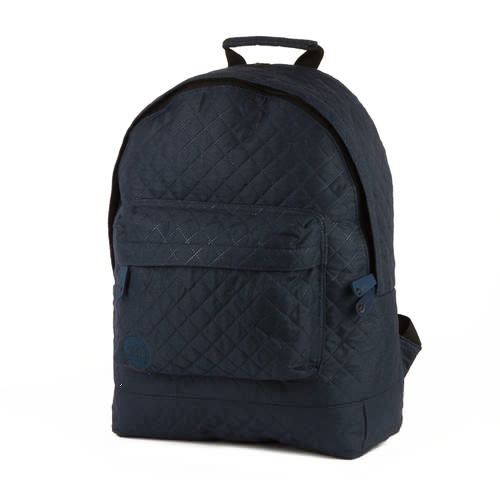 Рюкзак MI-PAC Premium Quilted (Navy-004) рюкзак mi pac premium plaid blue plaid 003