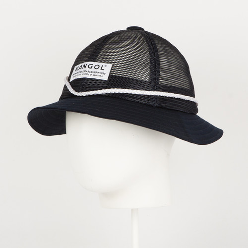 Панама KANGOL Trucker Casual (Navy-NV411, M)