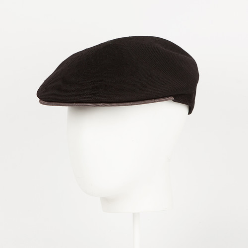 все цены на Кепка KANGOL 2-Tone Recycled Tropic 504 (Black-Charcoal-BC981, S) онлайн