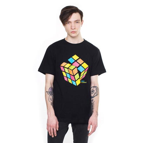 Футболка MISTER TEE Cube (Black, 2XL) футболка mister tee 99 problems t shirt black 2xl