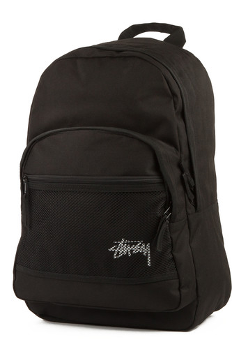 Рюкзак STUSSY Stock Backpack (Black) шапка stussy stock fa17 cuff beanie olive