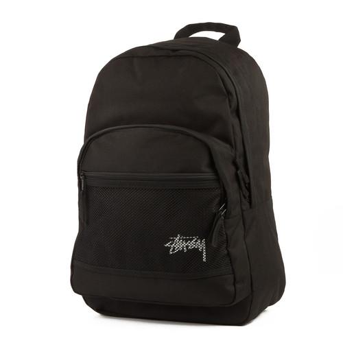 Рюкзак STUSSY Stock Backpack (Black) шорты пляжные женские stussy black hawaii shorts black