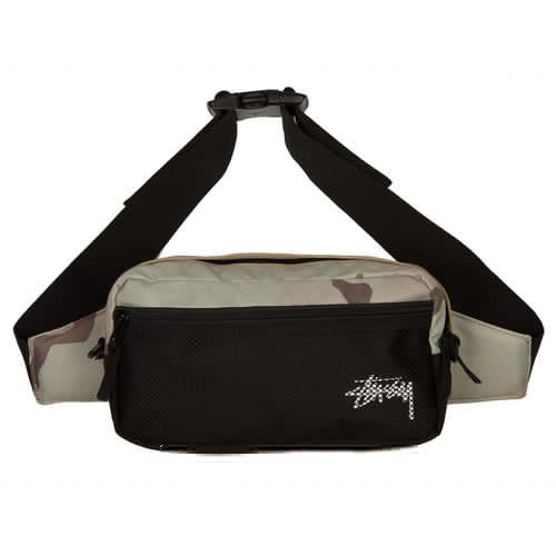 Сумка STUSSY Stock Desert Camo Side Bag (Desert Camo)
