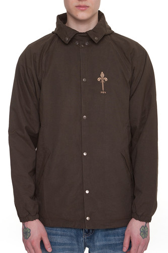 Куртка МЕЧ SS17 PR-Coach/Dark (Темный Хаки, L) куртка меч ss17 pr coach dark темный хаки l