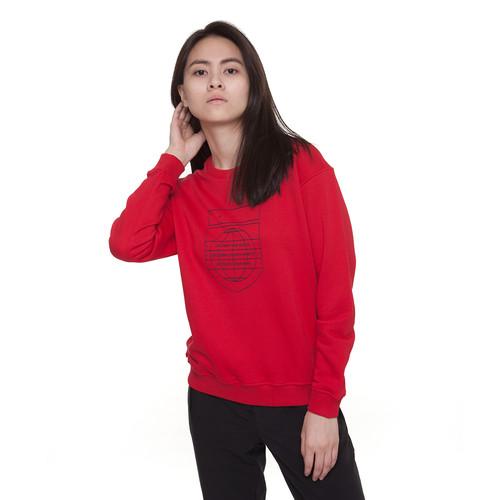 Толстовка МЕЧ SW W Explorer женская (Красный, M) цены