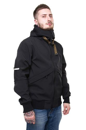 Куртка CODERED Get High 2 COR (Черный, L) куртка codered train up теплый черный l
