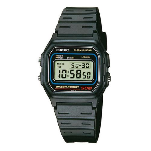 Часы CASIO W-59-1V 590 (Черный-1V) цена и фото