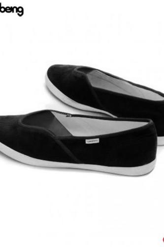 Обувь SUPREMEBEING Code (Black-Corduroy, 7)