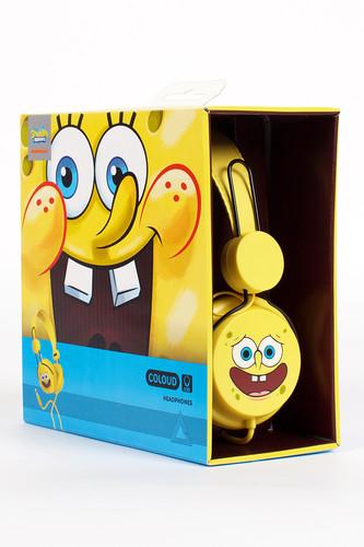 Наушники COLOUD Spongebob (Happy)