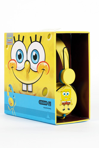 Наушники COLOUD Spongebob (Square)