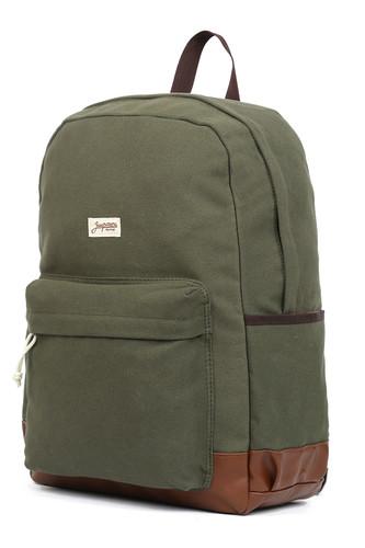 Рюкзак ЗАПОРОЖЕЦ Daypack Classic SS17 (Green/Brown)
