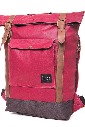 Рюкзак G.RIDE Sac A Dos (Bordeaux)