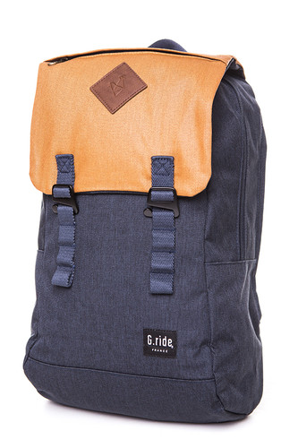 Рюкзак G.RIDE Albert Sac A Dos (Blue/Camel-26)