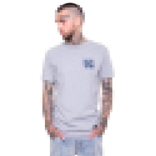 Футболка HARDLUNCH H-Wave TS-M-19 (Light Grey Melange, XL) футболка norveg soft t shirt размер xl 673 14sw3rs 014 xl grey melange