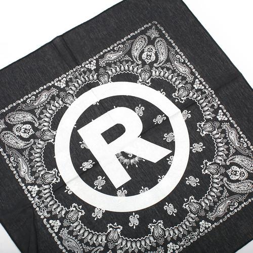 Бандана ZIQ & YONI R Logo (Черный)
