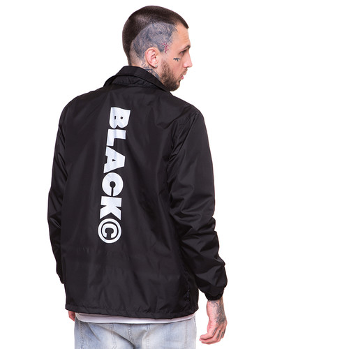 Ветровка ZIQ & YONI Black Co (Черный, XL)