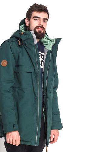 Куртка ЗАПОРОЖЕЦ Rebyata (Green, S)