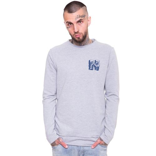 Толстовка HARDLUNCH H-Wave SS-M-21/1 (Light Grey, XL) футболка hardlunch travel f11 1 light grey melange 2xl