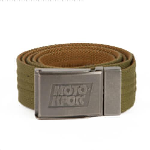 Ремень ЗАПОРОЖЕЦ Webbing Belt Мотокросс (Olive/Sand, O/S)