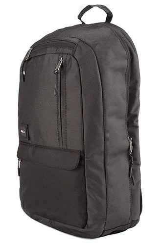 Рюкзак RVCA Pakit Up Backpack Fw18 (Black) худи rvca rvca rv002emgrqu7