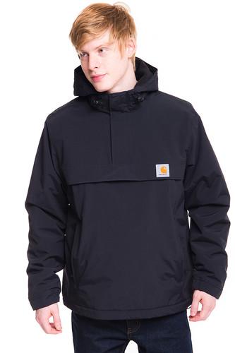 Анорак CARHARTT Nimbus Pullover (Black, XL)