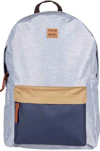 Рюкзак Billabong All Day Pack SS17 (Grey-Heather-Navy)