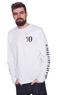 Футболка FICTION WEAR 10 Белый фото