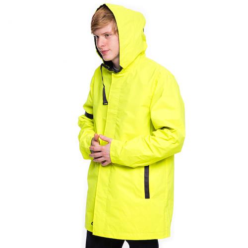 Плащ CODERED Upfront COR (Флюр Лемон Светоотражающий, M) куртка codered allover 2 cor женская пепельный m