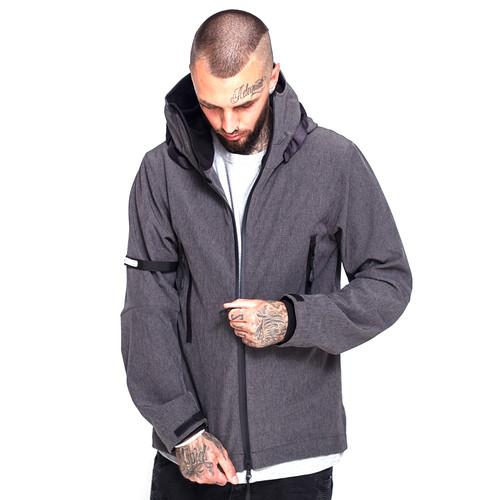 Куртка CODERED Safe 2 COR (Графит Меланж, L)