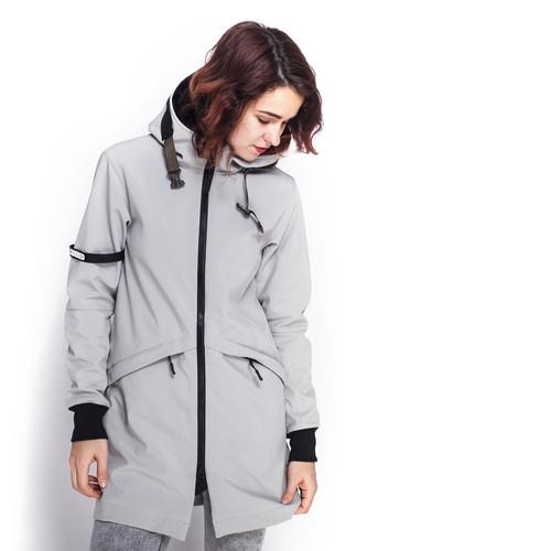 Куртка CODERED Allover 2 COR женская (Пепельный, M) куртка codered allover 2 cor женская пепельный m